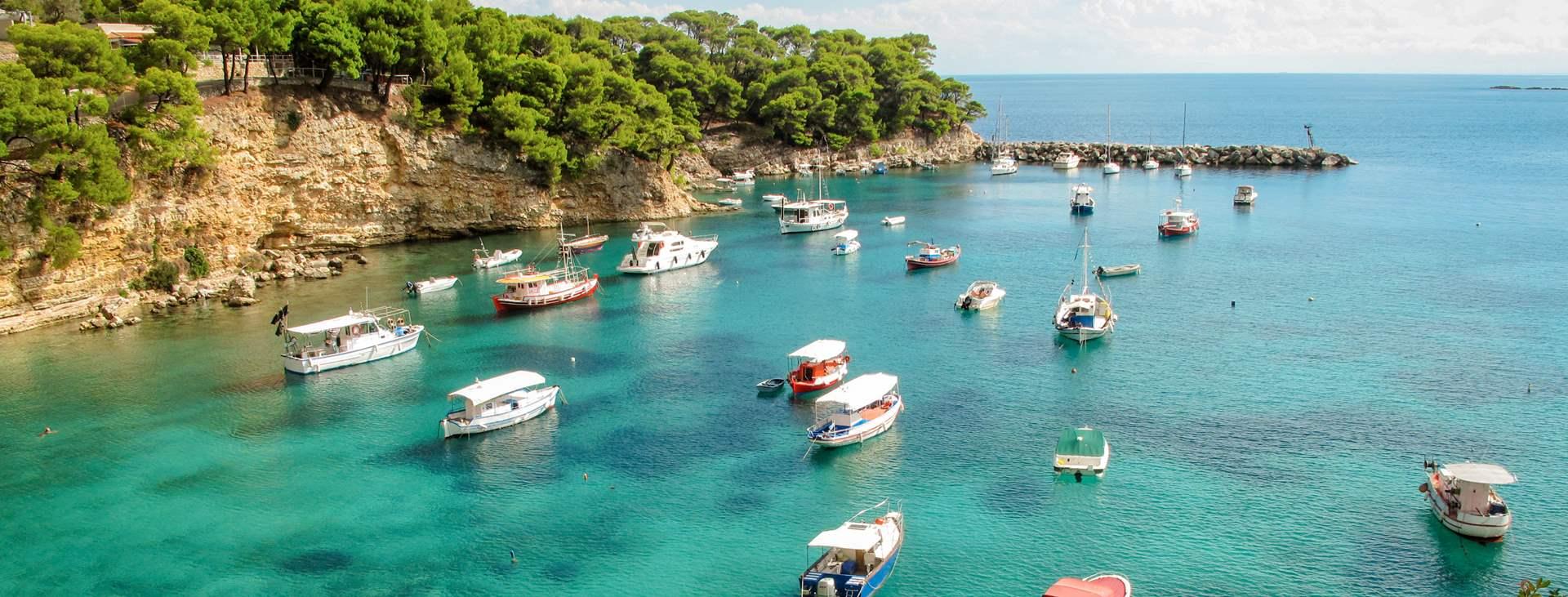 Bestill en reise til Alonissos i Hellas med Ving