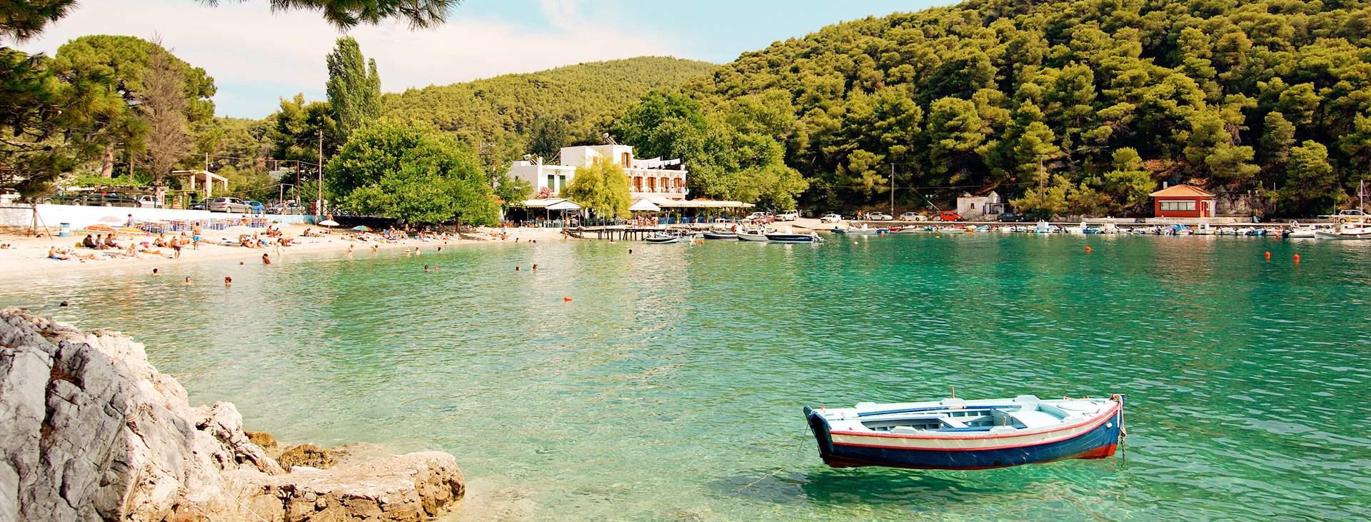 Bestill en reise til Skopelos i Hellas med Ving