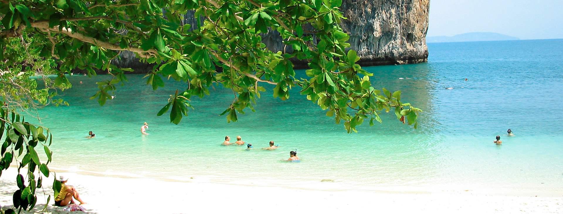 Bestill en reise med Ving til Ao Nang i Thailand