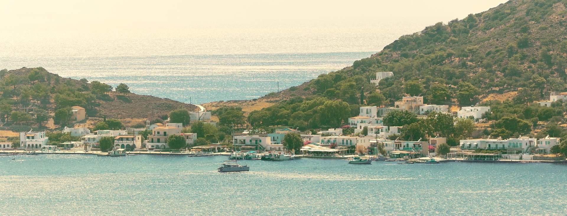 Bestill en reise med Ving til den greske øya Telendos