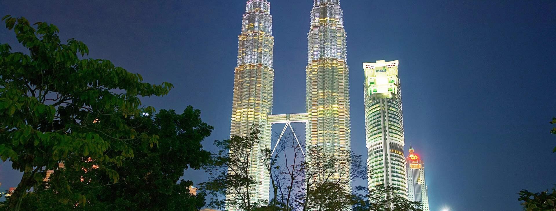Bestill din reise til Kuala Lumpur i Malaysia med Ving