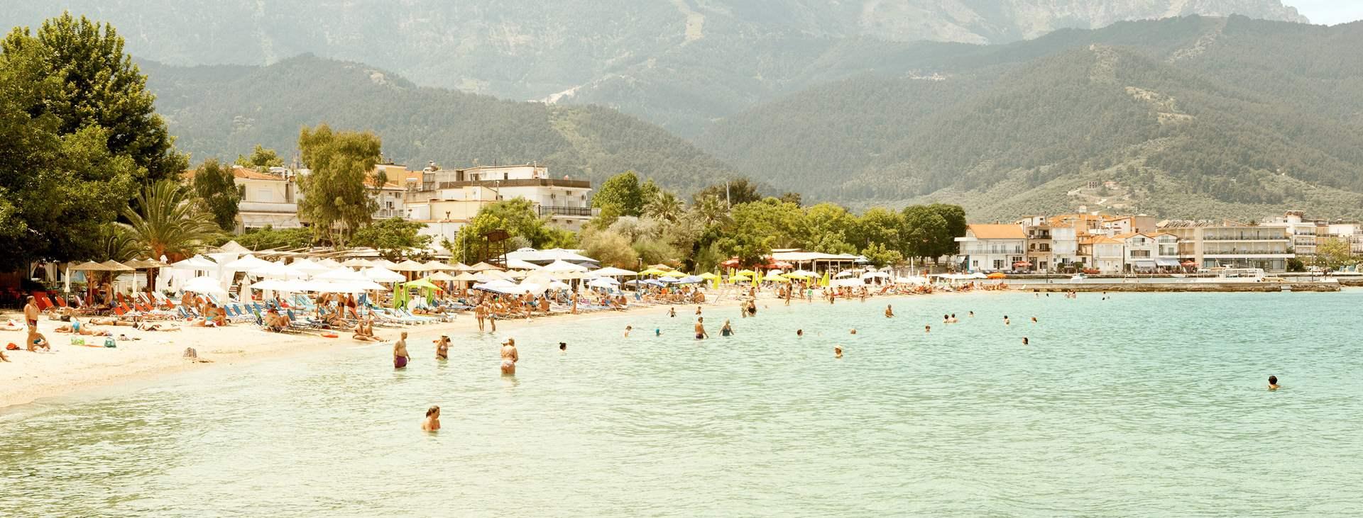 Bestill en reise til Thassos by i Hellas med Ving