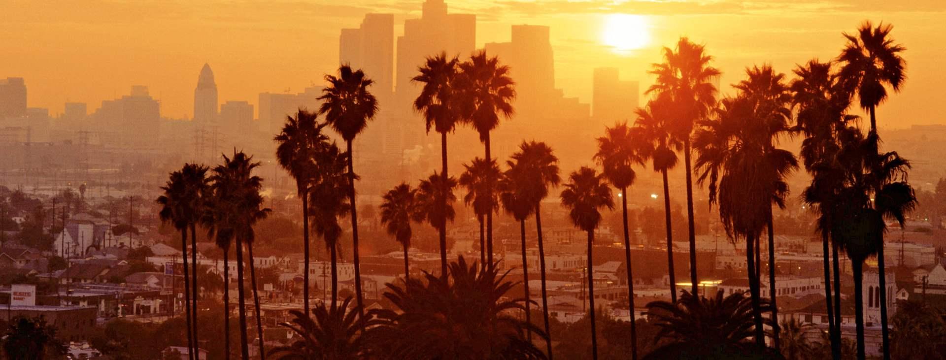 Bestill en reise med Ving til Los Angeles i USA