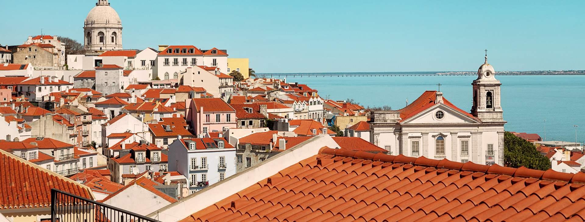 Bestill en reise med Ving til Lisboa i Portugal