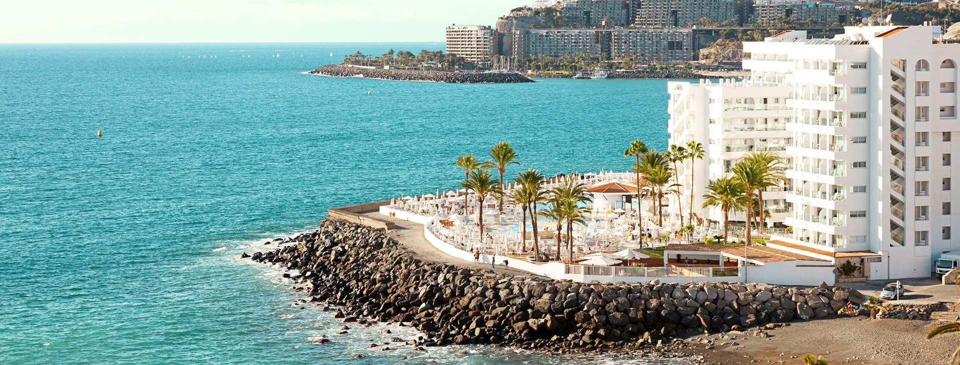 Bestill en reise til barnevennlige Arguineguin på Gran Canaria med Ving