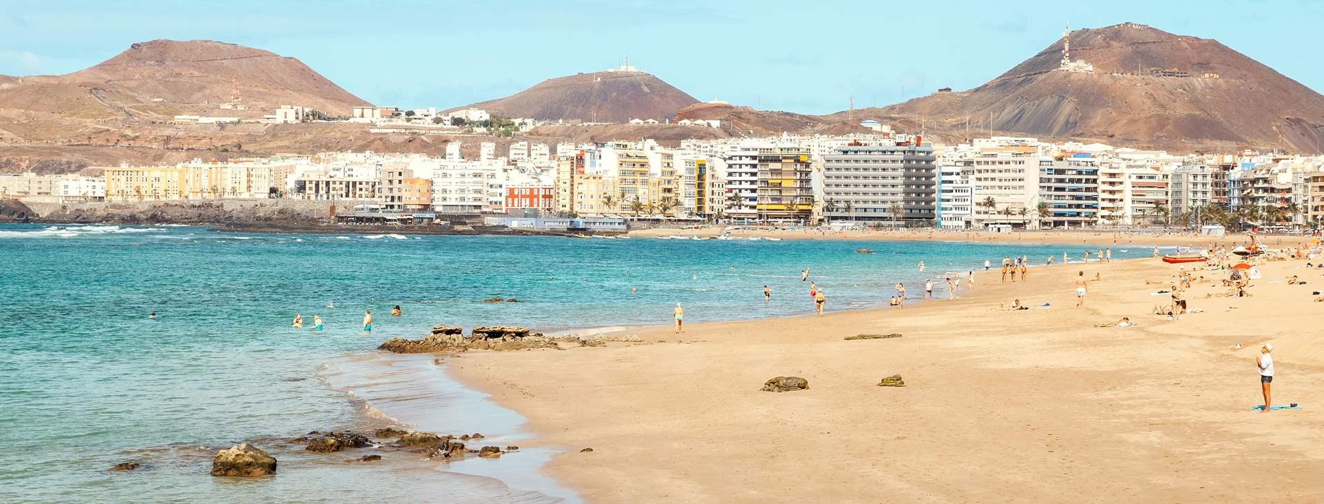 Bestill en reise med Ving til Las Palmas på Gran Canaria