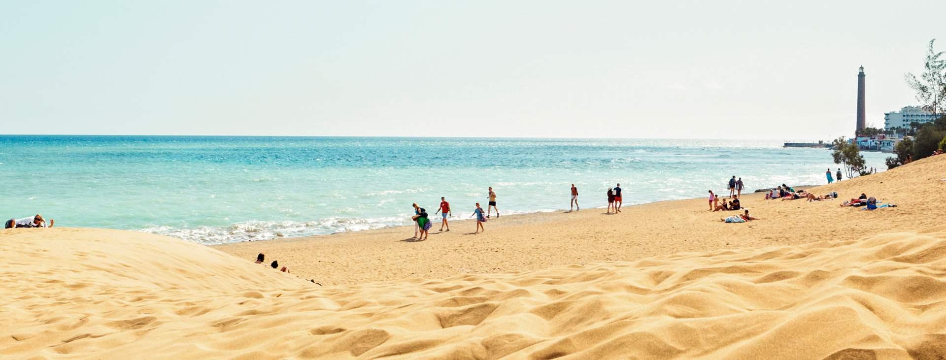 Bestill en reise til Costa Meloneras på Gran Canaria med Ving