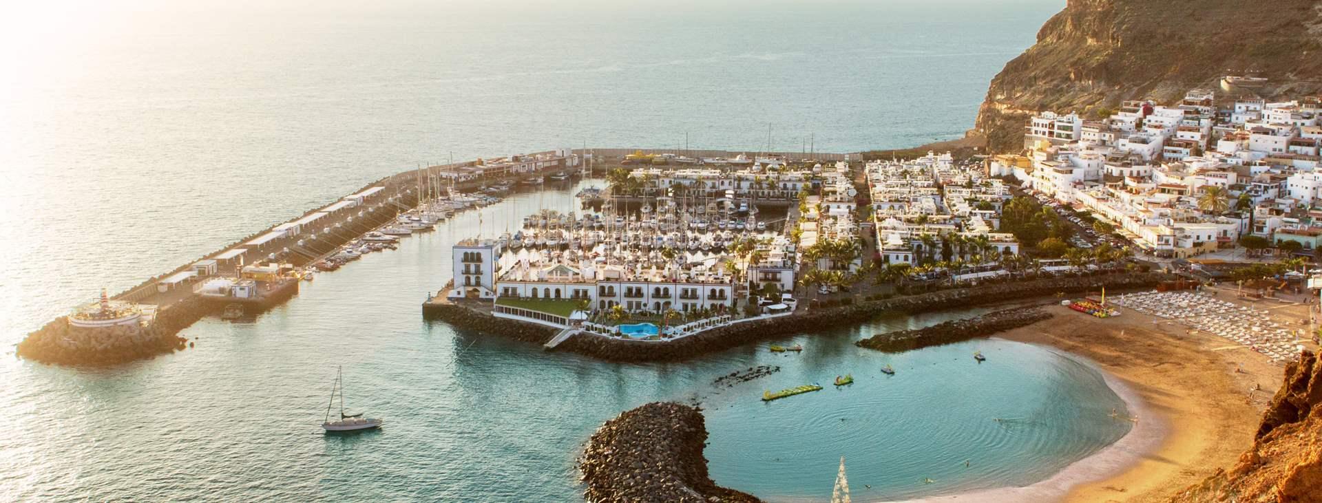 Bestill en reise til Puerto de Mogán på Gran Canaria med Ving