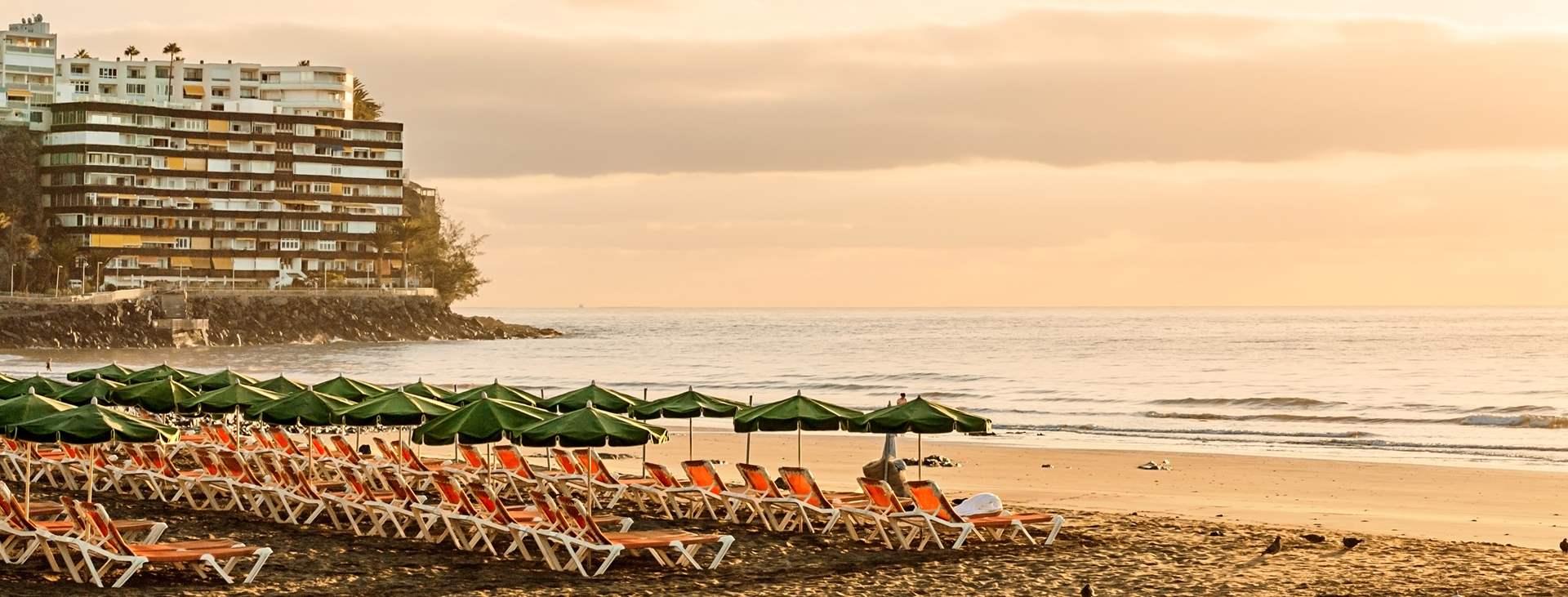 Bestill en reise til San Augustin på Gran Canaria med Ving