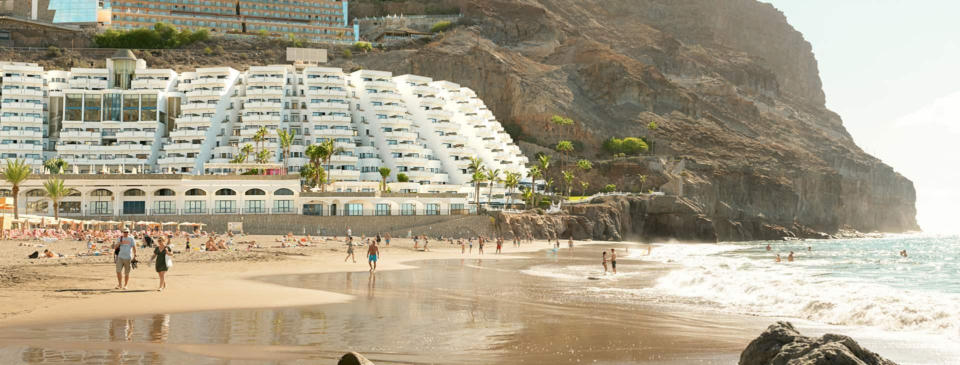 Bestill en reise med Ving til Playa de Taurito på Gran Canaria