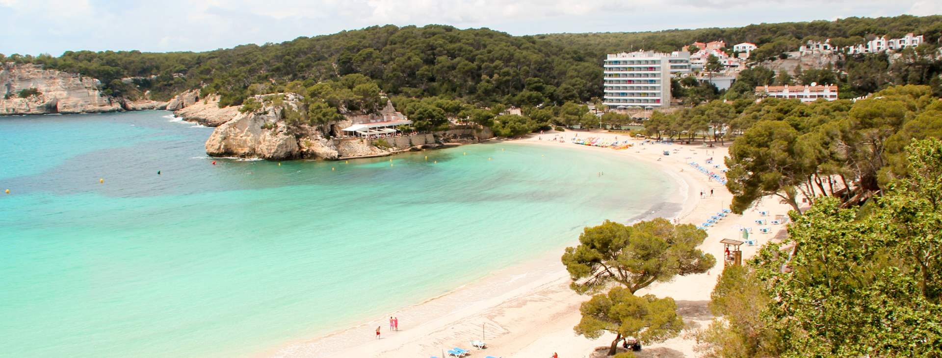 Bestill en reise til Cala Galdana på Menorca med Ving