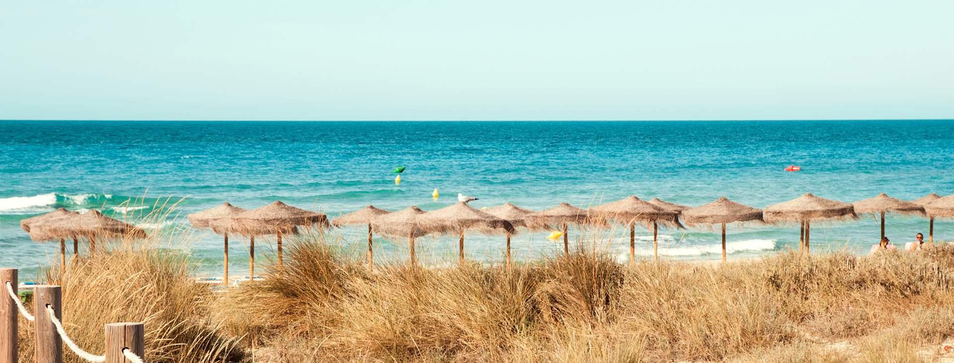 Bestill en reise med Ving til Son Bou på Menorca