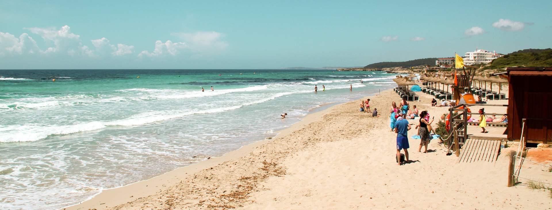 Bestill en reise med Ving til Santo Tomas på Menorca