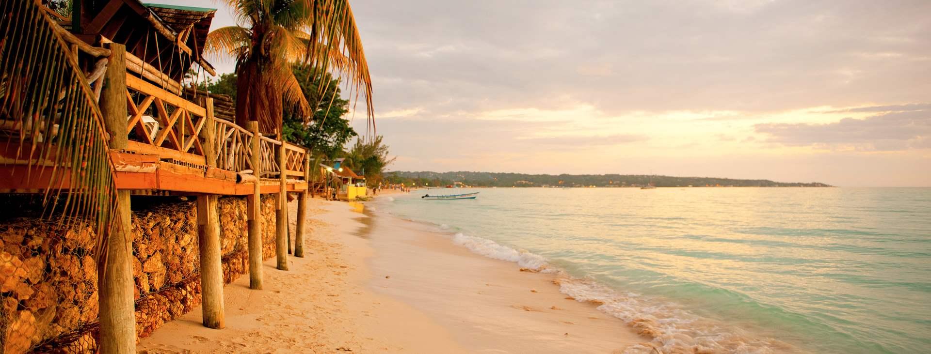 Bestill en all inclusive-reise til Negril på Jamaica