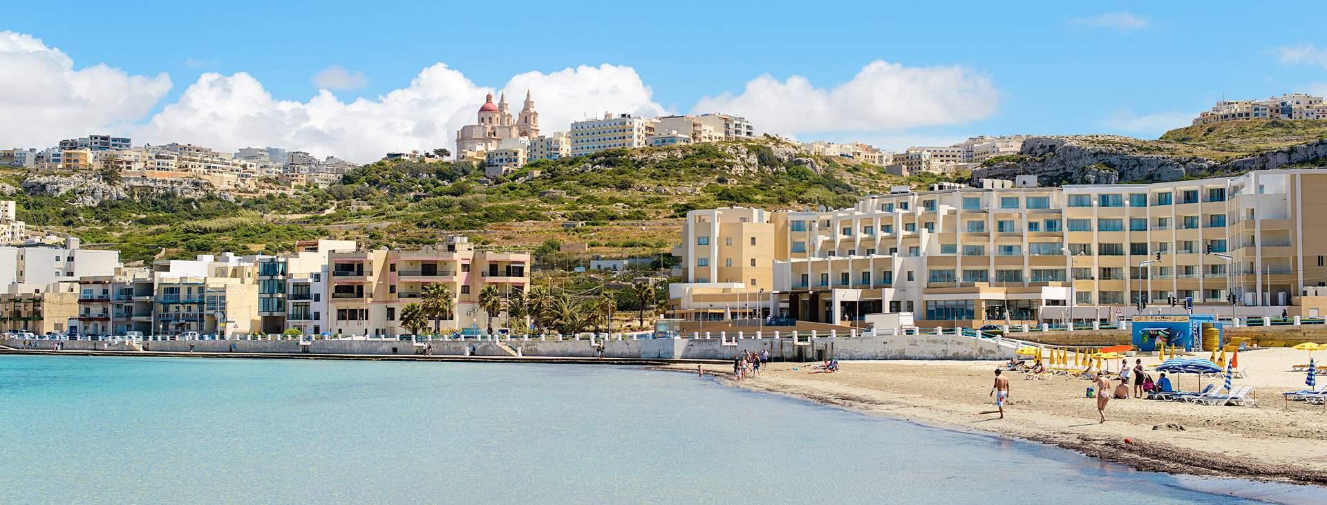 Reis til Mellieha på Malta med Ving