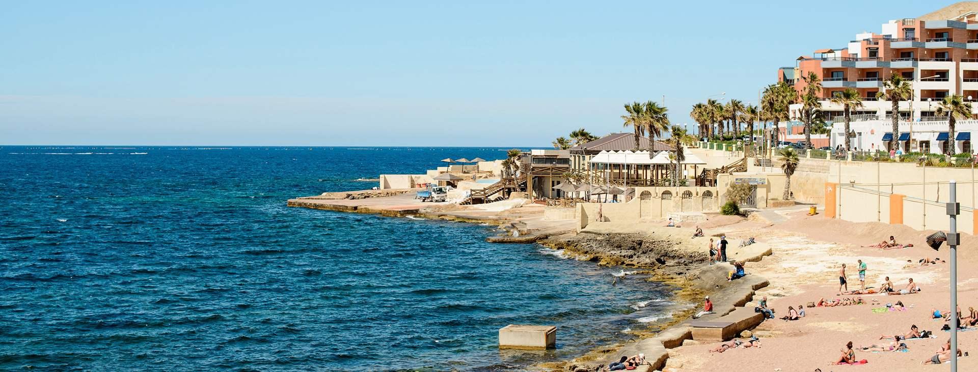 Bestill en reise til St. Paul's Bay på Malta med Ving