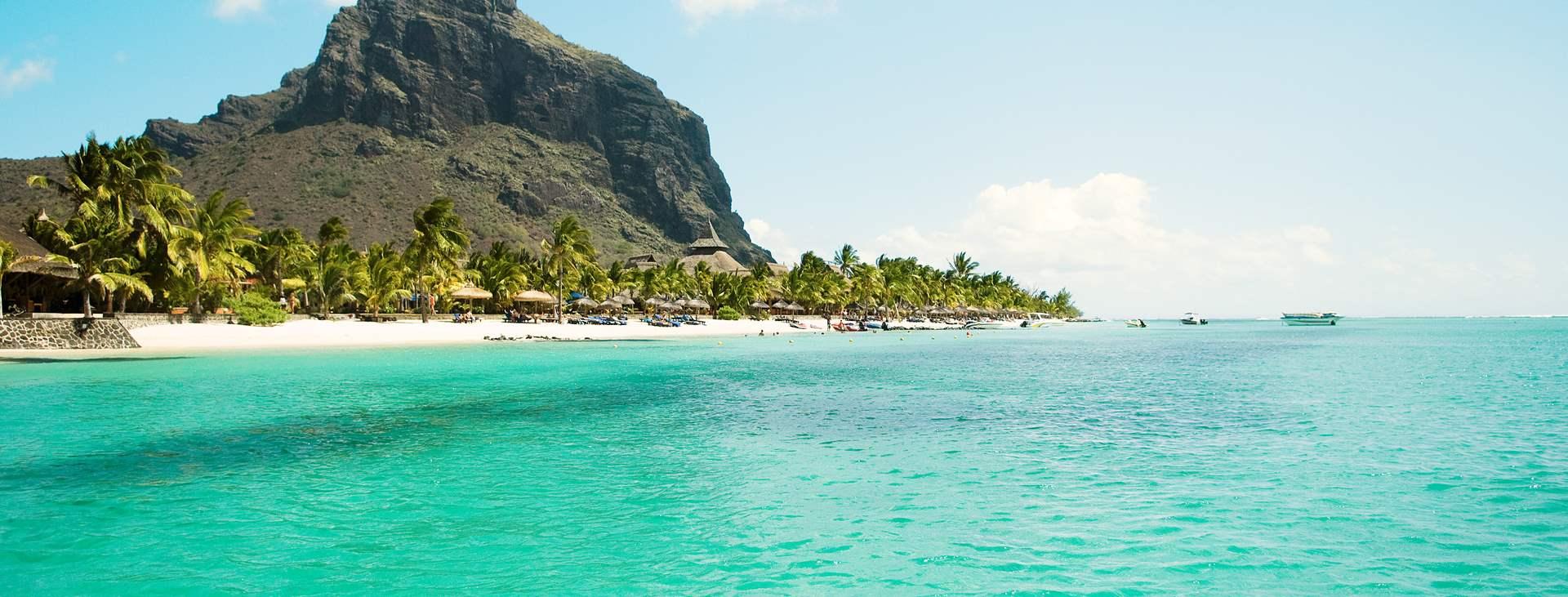 Bestill en reise med All Inclusive til Mauritius
