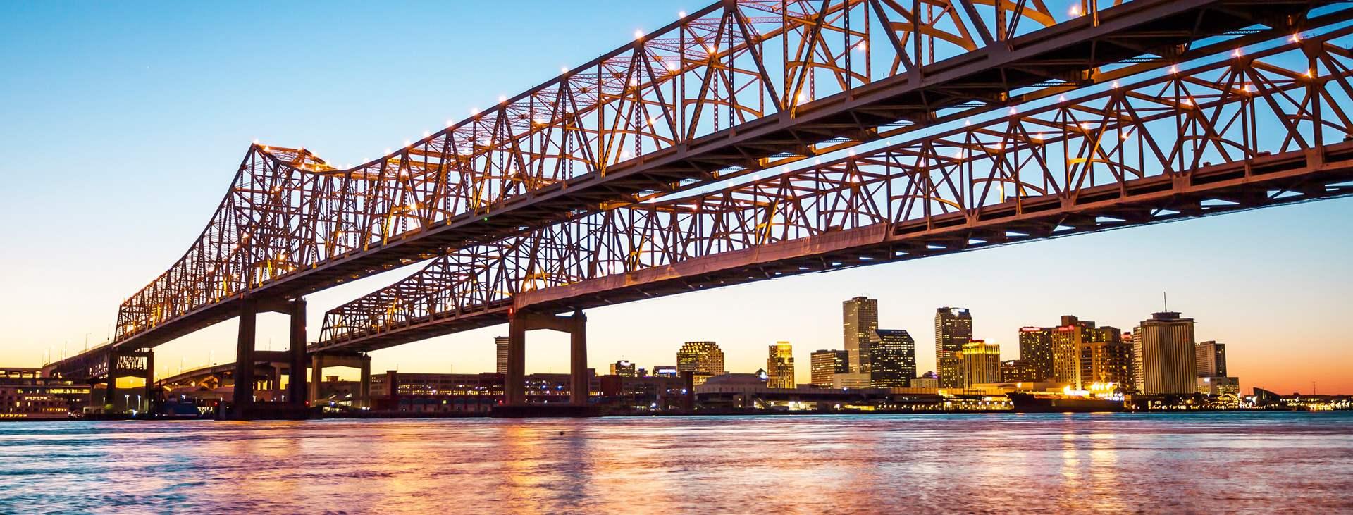 Bestill en reise med Ving til New Orleans i USA