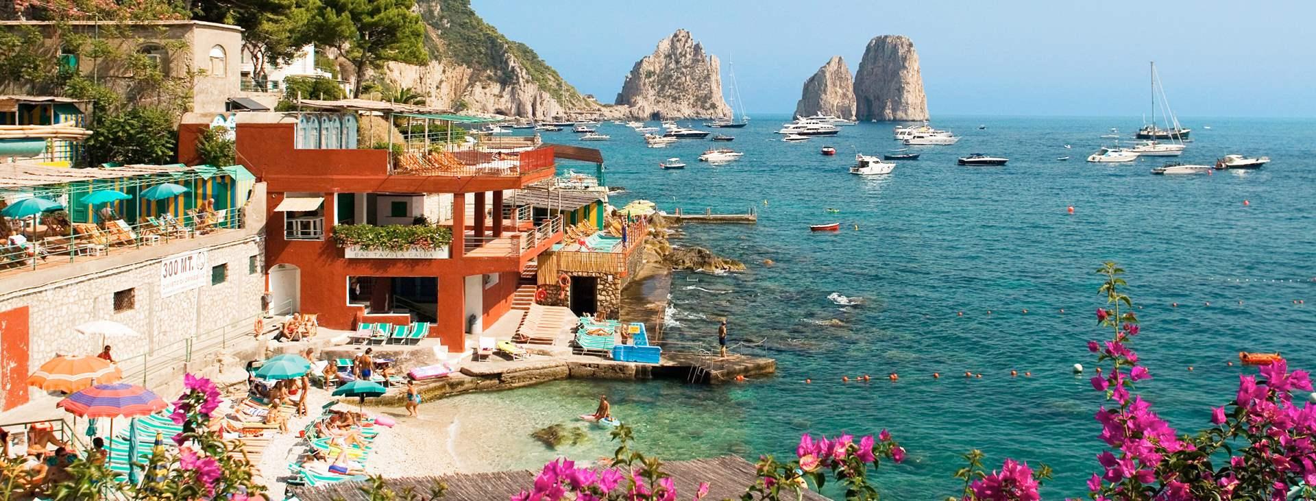 Bestill en reise til Capri i Italia med Ving