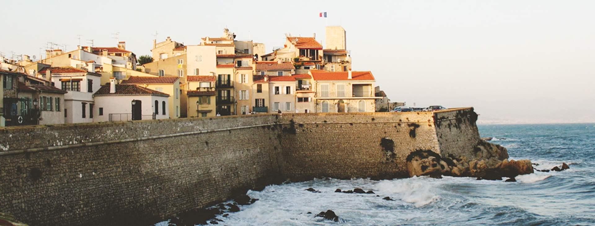 Bestill en reise til Antibes/Juan Les Pins i Frankrike med Ving