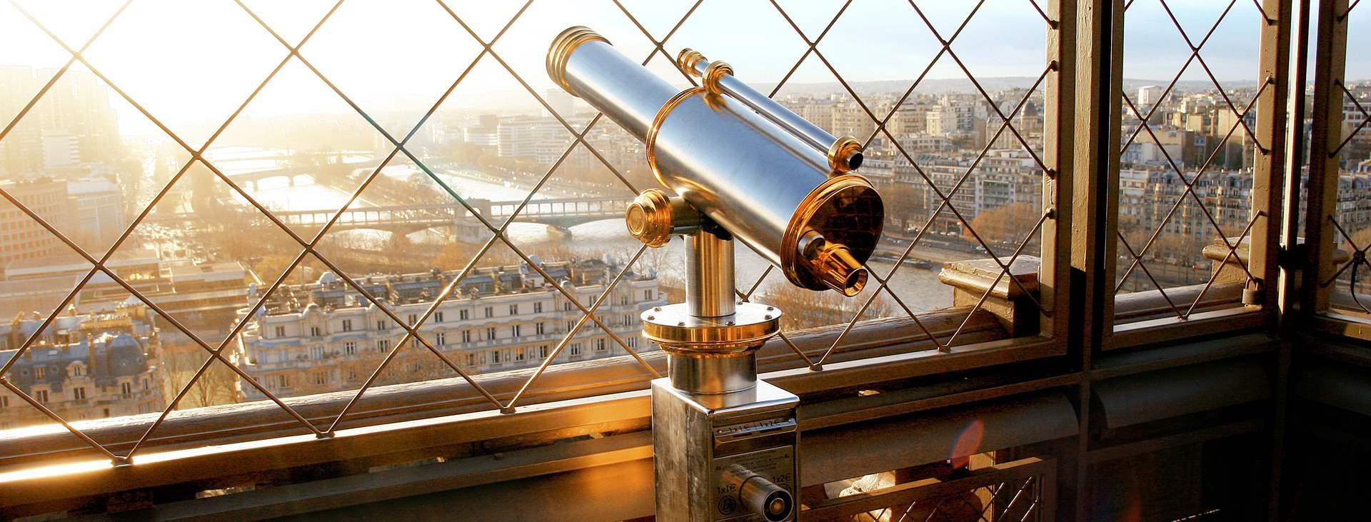 Bestill en reise til Paris med Ving