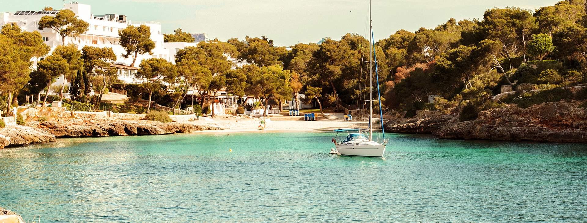 Bestill en reise til Cala d´Or på Mallorca med Ving