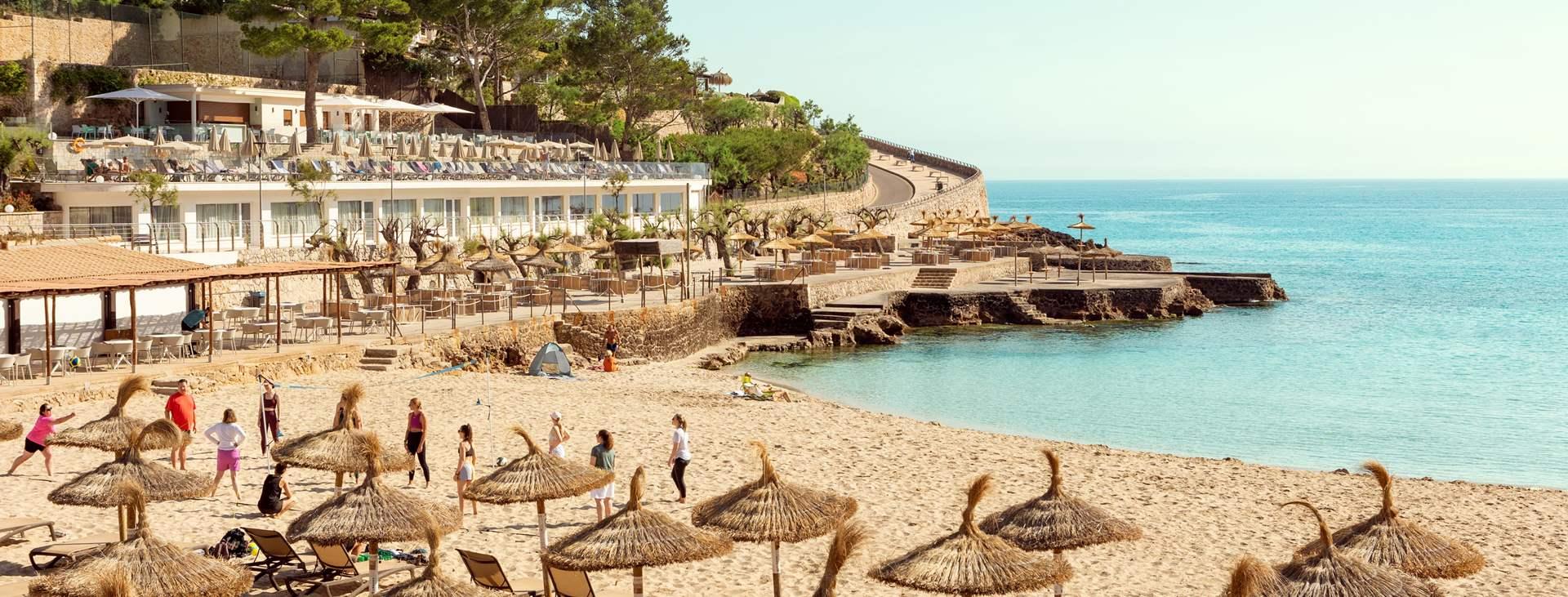 Bestill en reise til Cala San Vicente på Mallorca