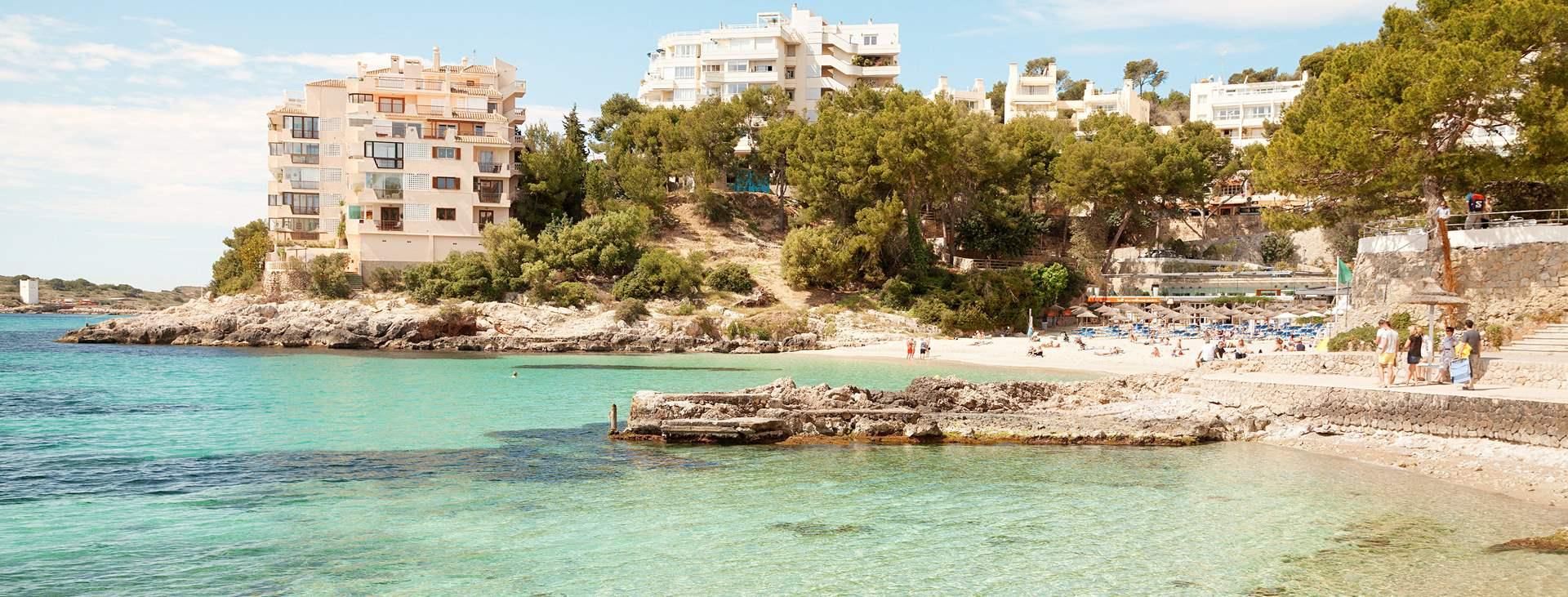 Bestill en reise med Ving til Illetas på Mallorca