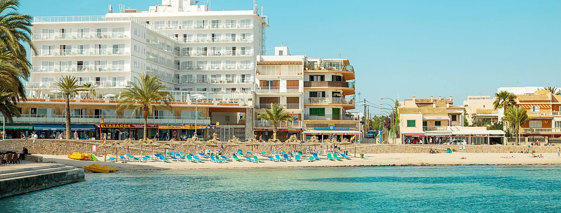 Bestill en reise til Playa de Palma på Mallorca med Ving
