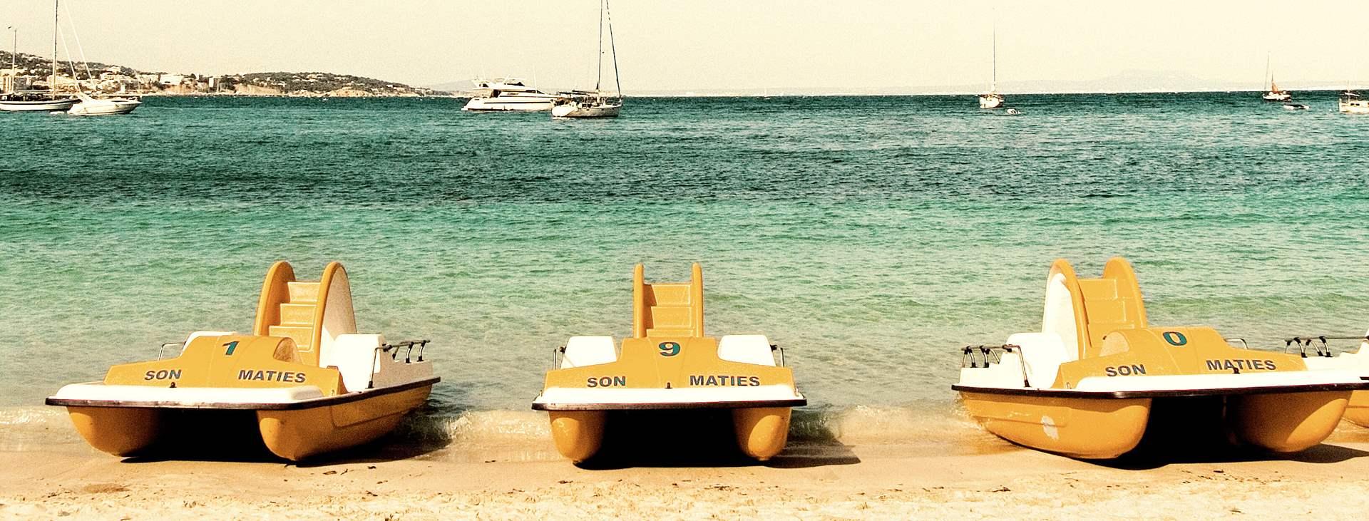 Reiser til Palma Nova/Magaluf på Mallorca