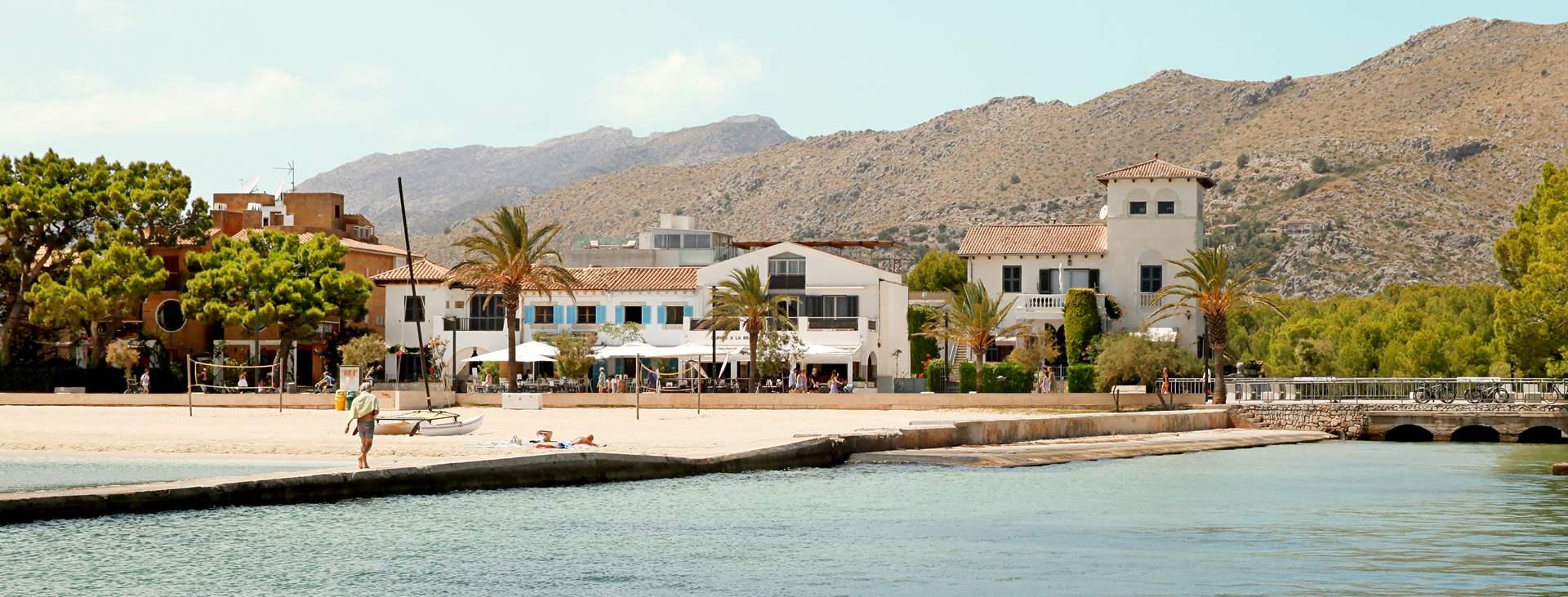 Bestill en reise med Ving til Puerto Pollensa på Mallorca