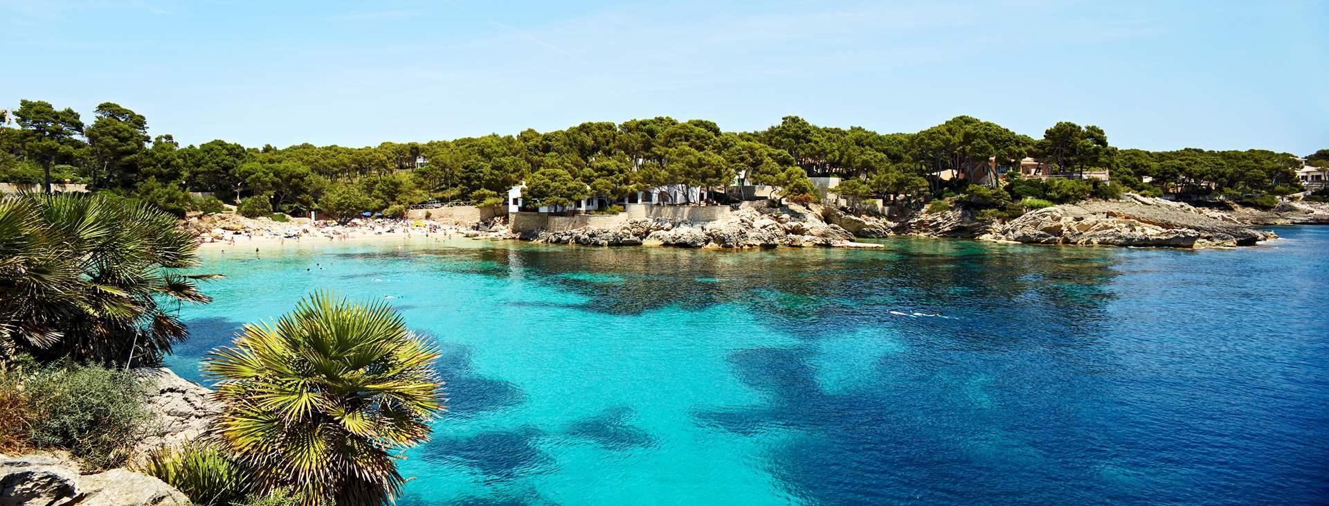 Bestill en reise med All Inclusive til Cala Ratjada på Mallorca