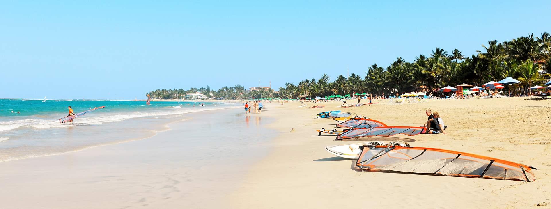 Bestill en reise til Cabarete i Den dominikanske republikk med Ving