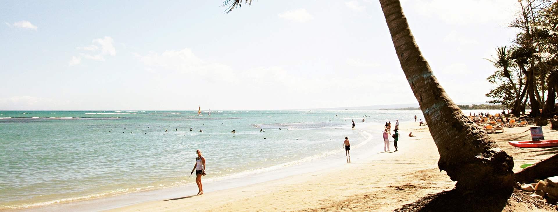 Bestill en reise til Playa Dorada i Karibia