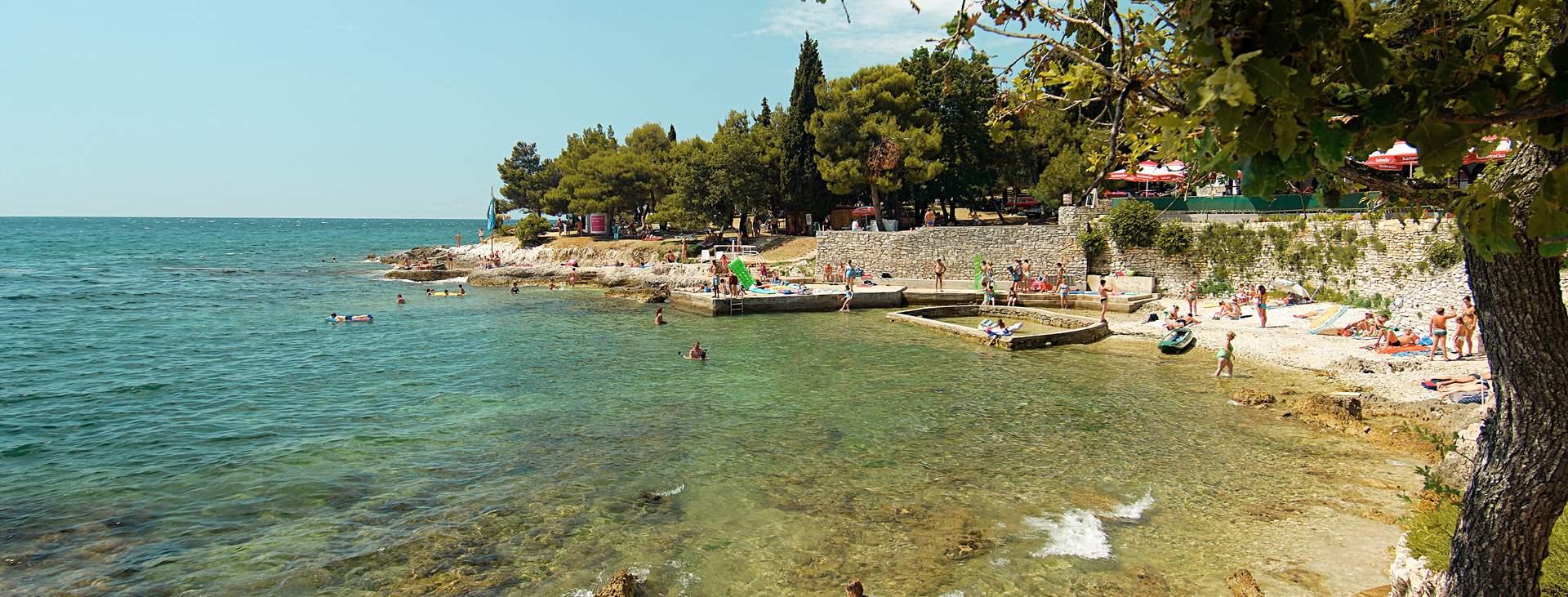 Reiser til Porec på Istria i Kroatia