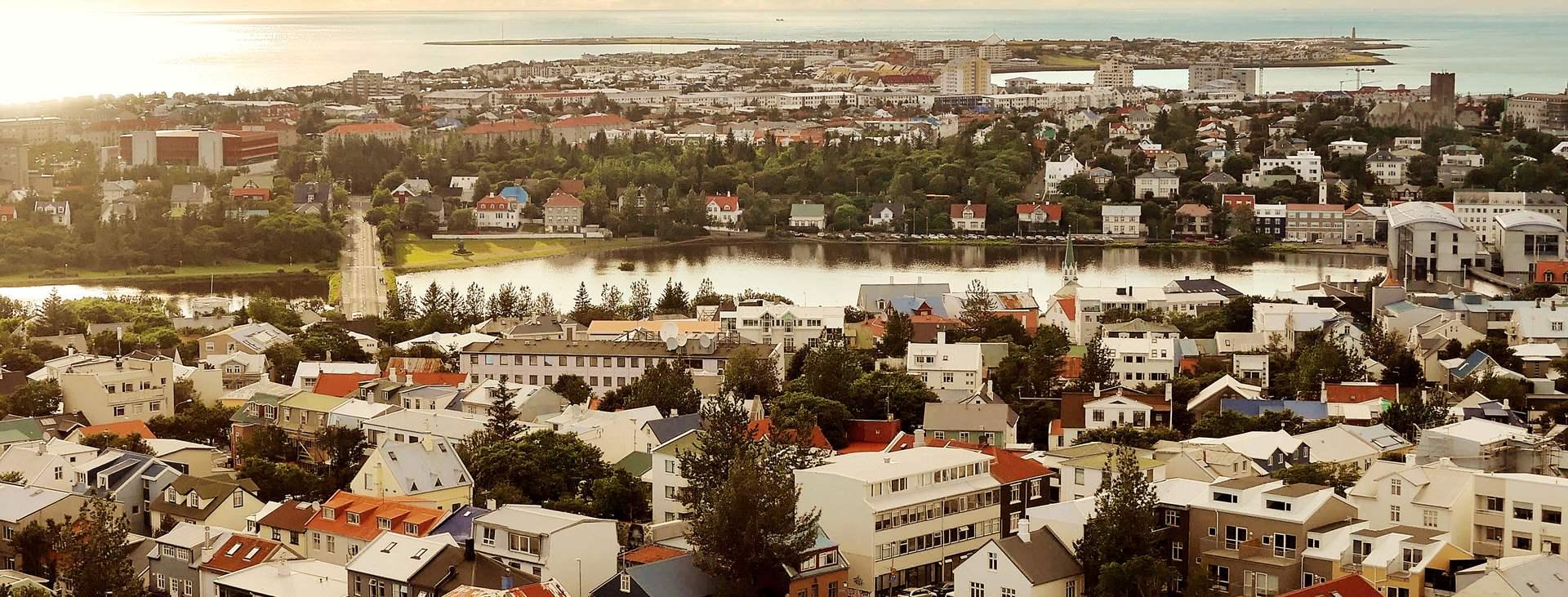Reis til Reykjavik på Island med Ving