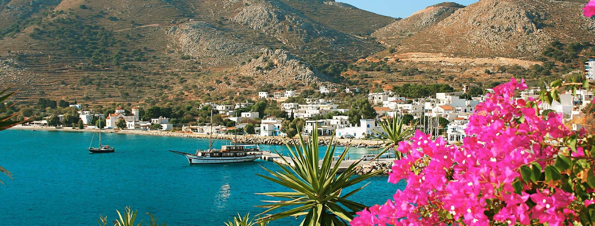 Bestill en reise til Tilos i Hellas med Ving