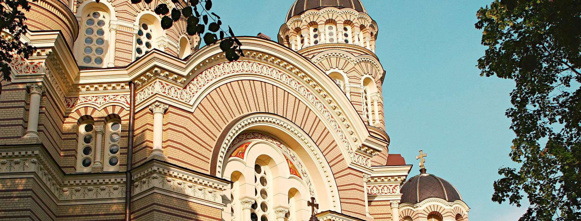 Bestill en reise til Riga i Latvia med Ving