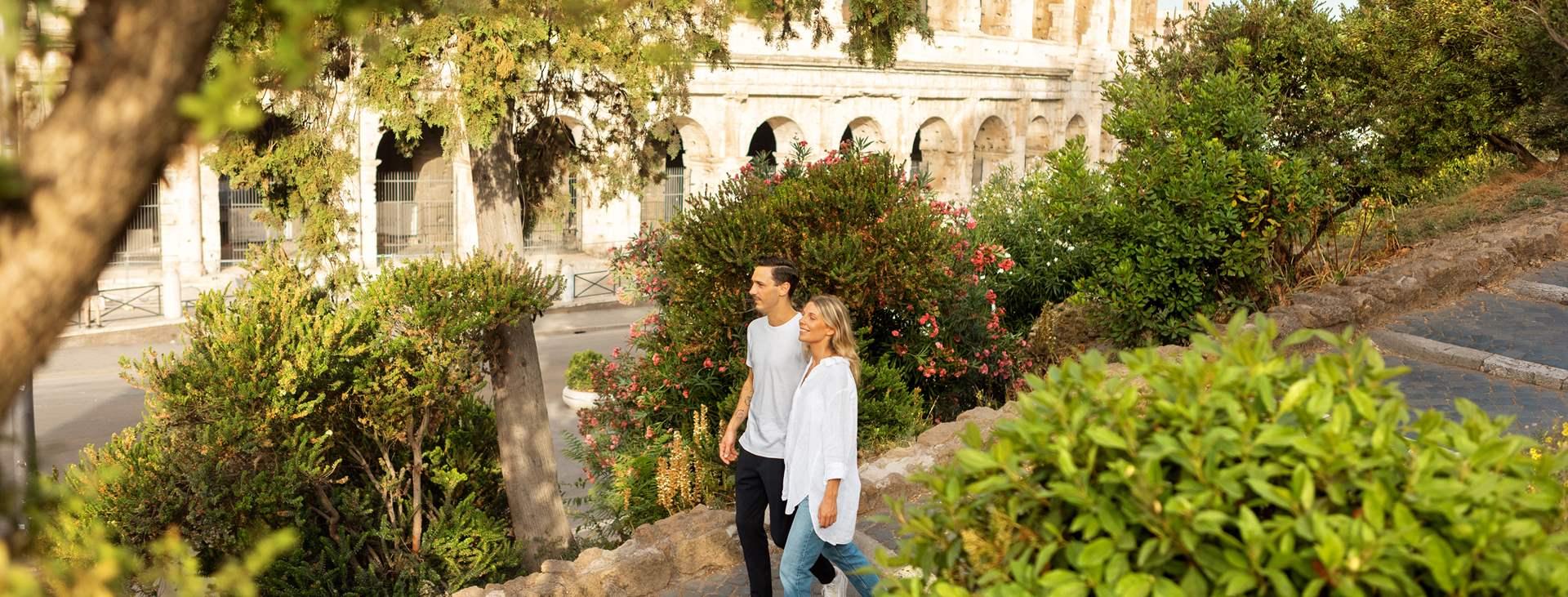 Bestill en reise med Ving til Roma i Italia