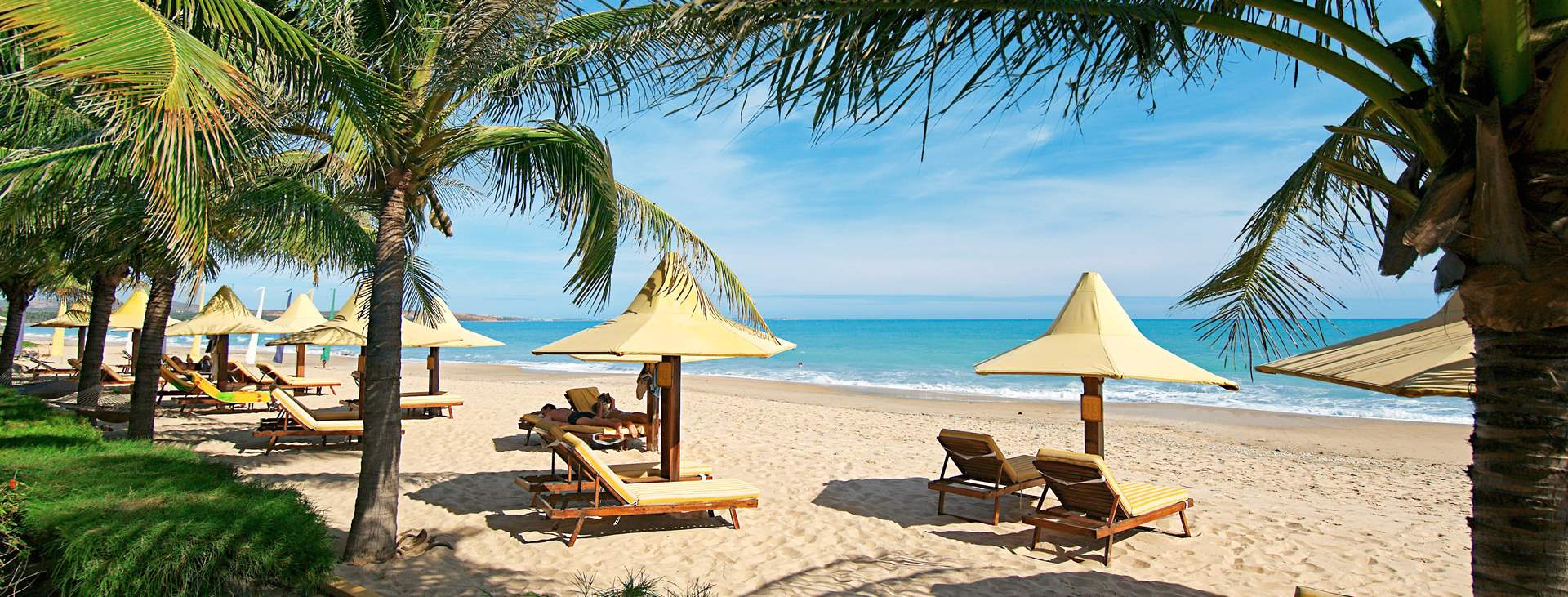 Reiser til Phan Thiet, Vietnam