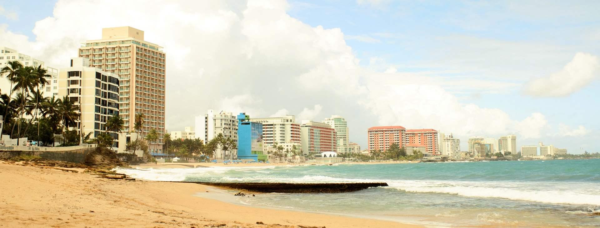 Reiser til Puerto Rico