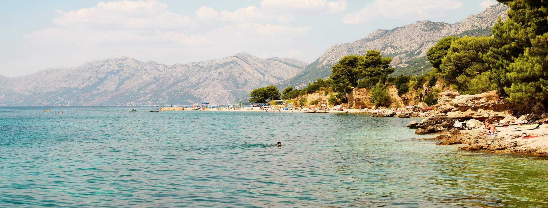 Bestill en reise til Baska Voda på Makarska-rivieraen med Ving