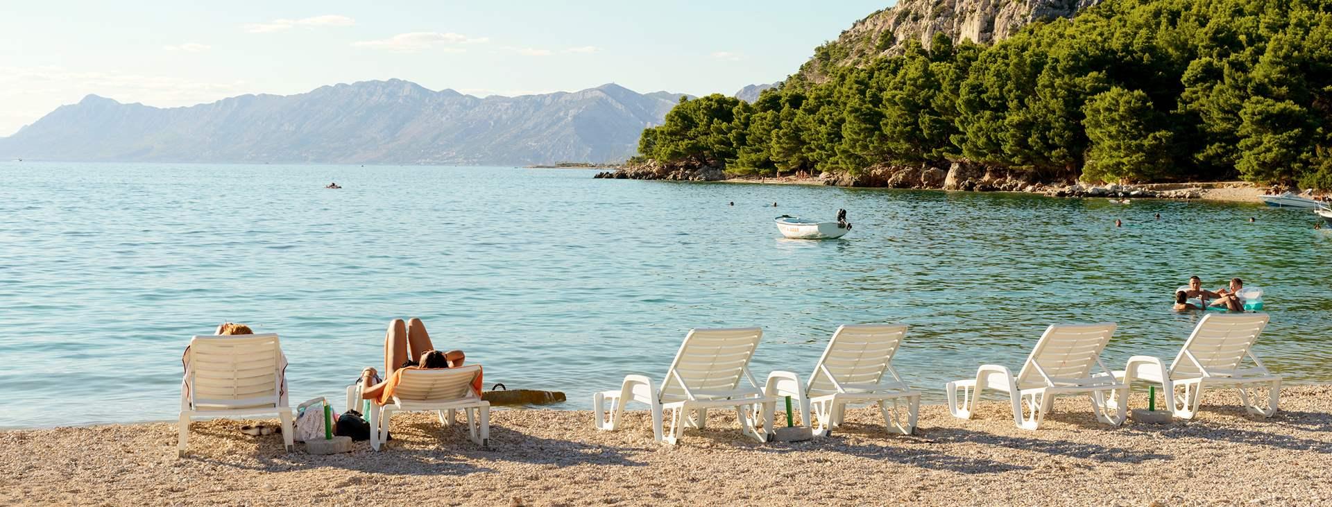 Bestill en reise med Ving til Makarska i Kroatia