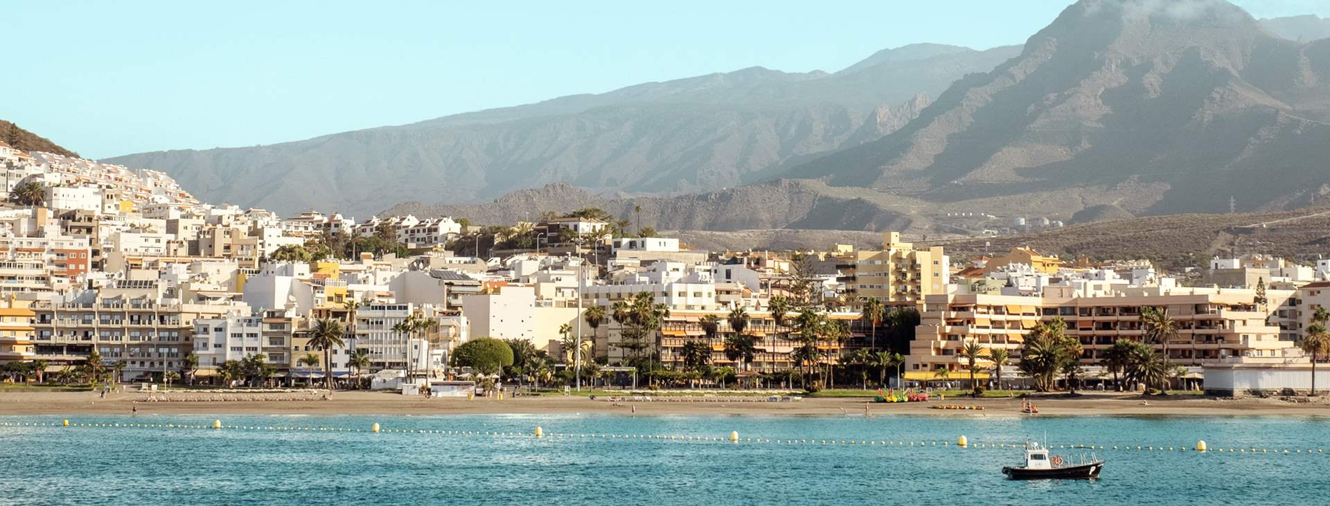 Bestill en reise med Ving til Los Cristianos på Tenerife