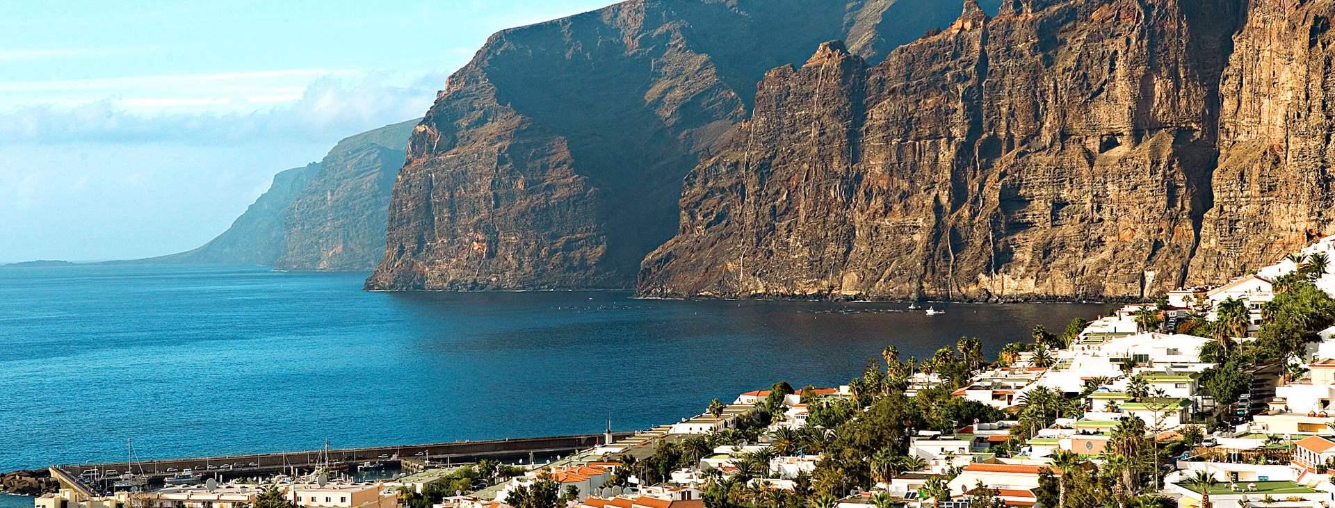 Bestill en reise med Ving til Los Gigantes på Tenerife