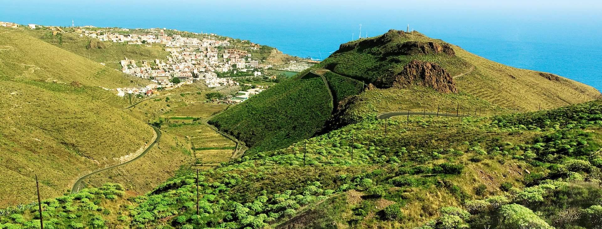 Bestill en reise med Ving til La Gomera på Kanariøyene