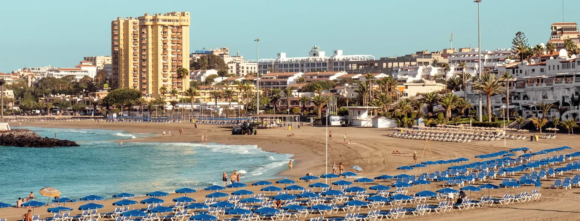 Bestill en reise til Playa de las Américas på Tenerife med Ving