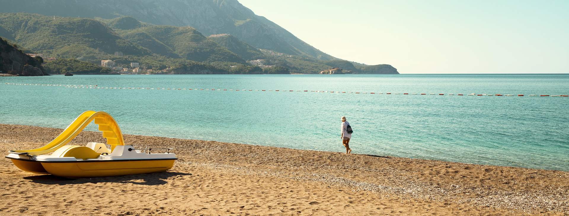 Bestill en reise med All Inclusive til Becici i Montenegro