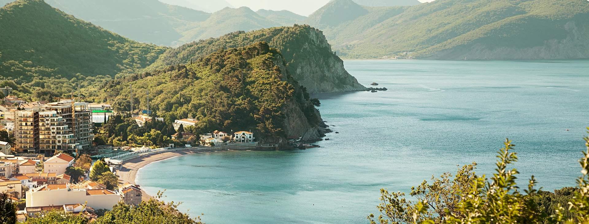 Reiser med Ving til Petrovac i Montenegro