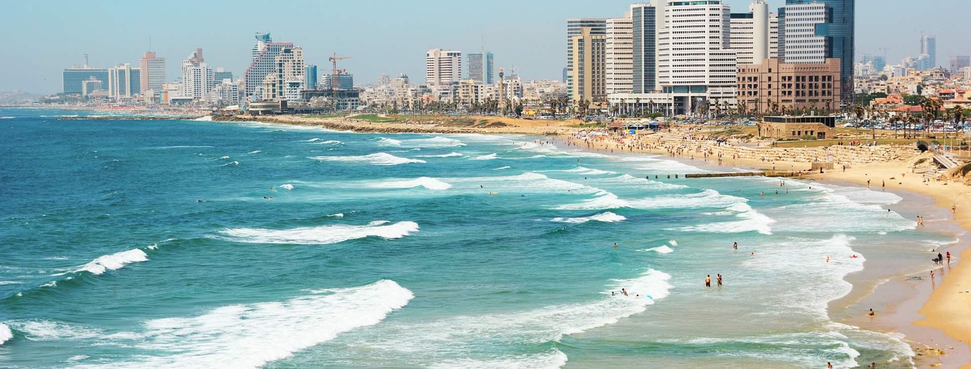 Bestill en reise til Tel Aviv i Israel med Ving